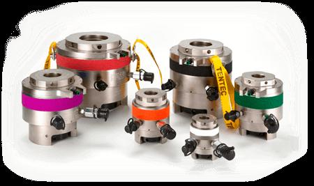 hydraulische vorspannzylinder