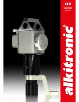 Pneumatische Drehmomentschrauber / Hochmomentschrauber CLV