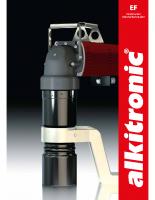 Elektrische Dreh-/Hochmomentschrauber EF