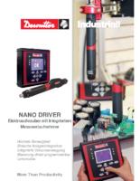 Nano Driver Elektroschrauber